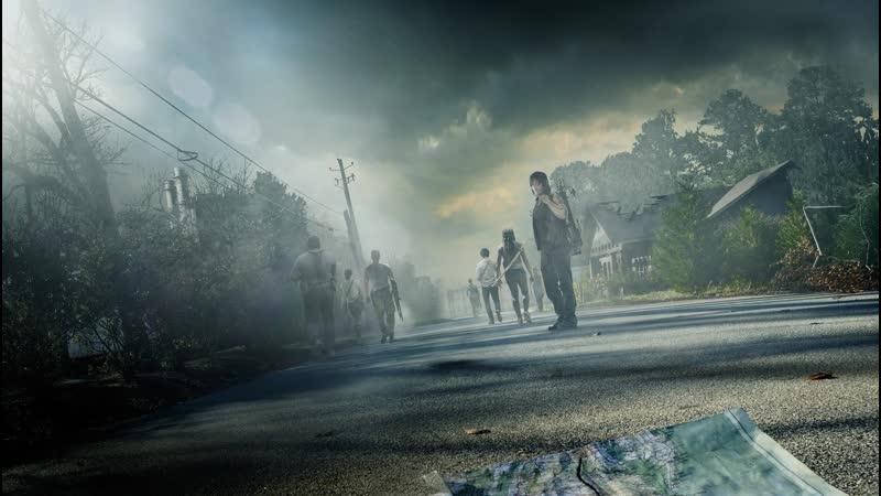 Ходячие мертвецы 5 Жанр: ужасы, триллер, драма