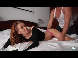 Mia Bandini (Braided Hair Cutie Gets Anal Creampie) [2020, Anal, Athletic, Natural Tits, Anal Creampie, Ass To Mouth, 1080p]