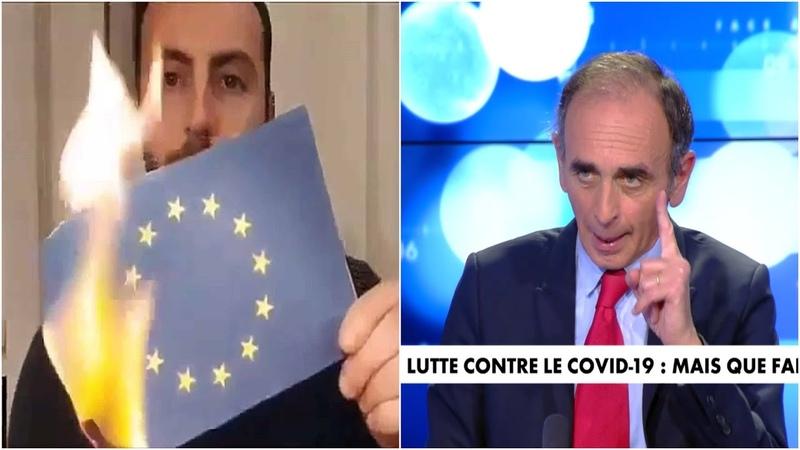 Eric Zemmour L'Europe est en danger de mort Face à l'info 30 03 2020