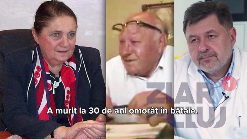 Interviu Lucia Hossu Longin despre tatal lui Alexandru Rafila