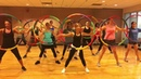 """TANGO IN HARLEM"" by Touch and Go - Dance Fitness Workout with Weighted Hula Hoops Valeo Club"