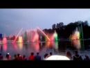 фонтан Рошен м.Вінниця