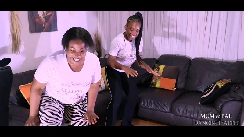 Dance4Health with Mum Bae Home Yemi Alade