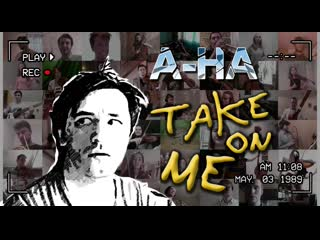 A-ha - Take on Me (orchestral cover)