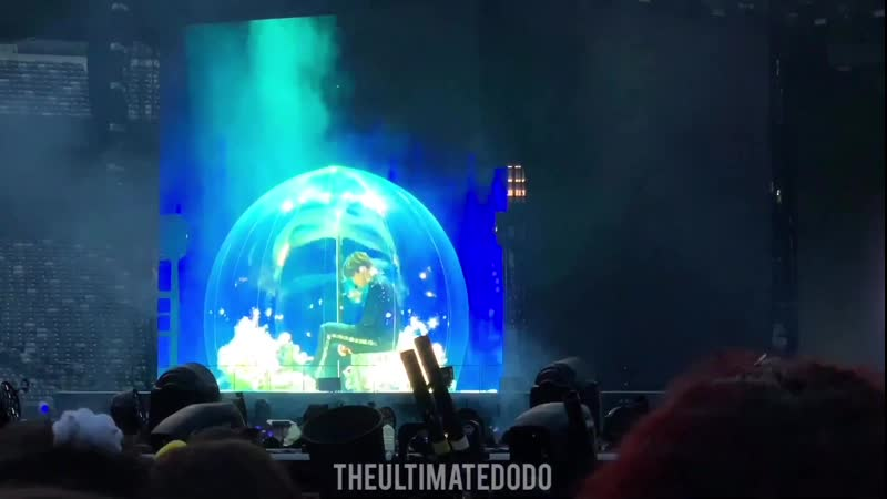190518 Jimin - Serendipity @ World Tour LOVE YOURSELF_ SPEAK YOURSELF in New Jersey