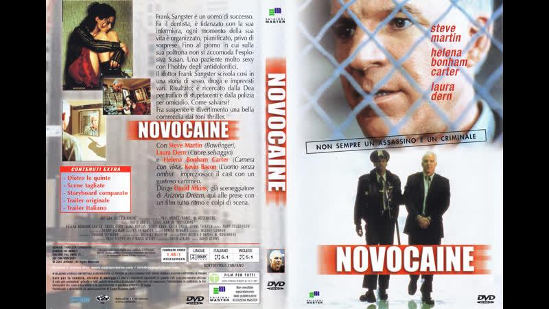 Novocaine Sonrisa Peligrosa 2001
