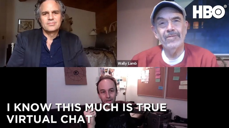 I Know This Much Is True Virtual Chat with Derek Cianfrance Mark Ruffalo and Wally Lamb HBO
