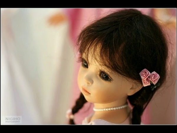 Siu Ling Wang Загляни в глаза кукле