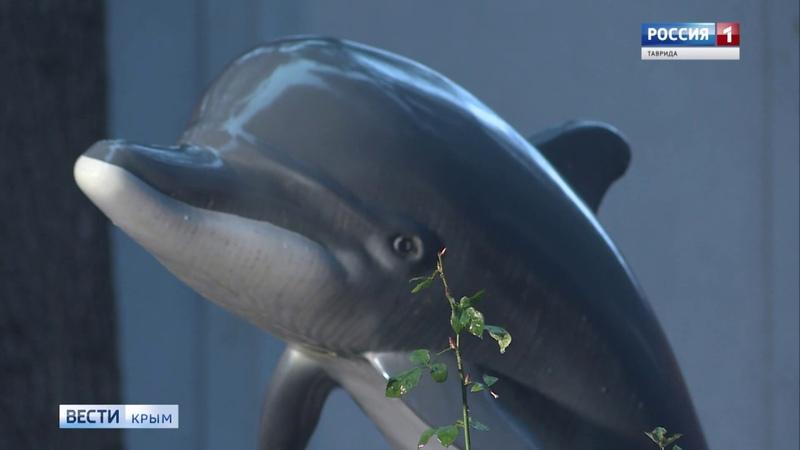 ВестиКрым.рф В дельфинарии Алушты рассказали, почему лопнул бассейн с дельфинами