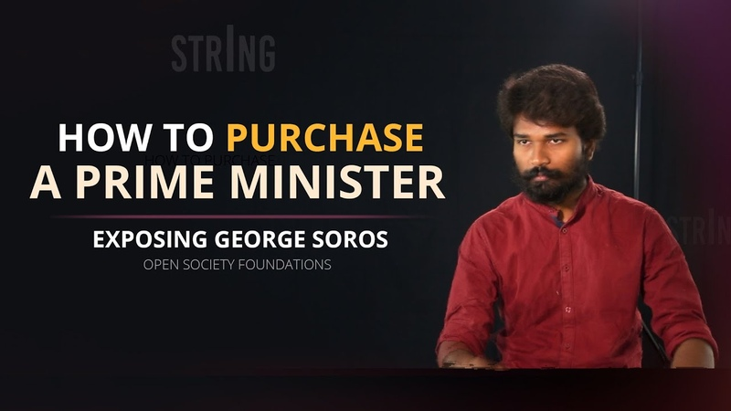 George Soros VS Modi Exposing OSF NarendraModi is not for sale