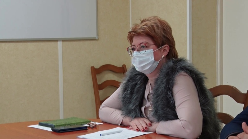 Десна ТВ Плановое заседание комиссии по чрезвычайным ситуациям