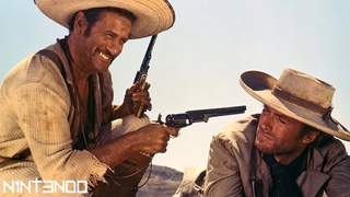ENNIO MORRICONE x N1NT3ND0  THE GOOD, THE BAD AND BLACK PISTOLET MASHUP
