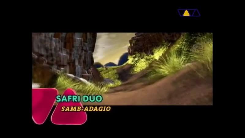Safri Duo Samb Adagio VIVA TV