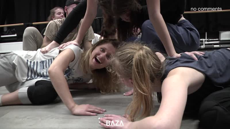 CONTEMPORARY с Алексеем Мусихиным BAZA DANCE PLACE