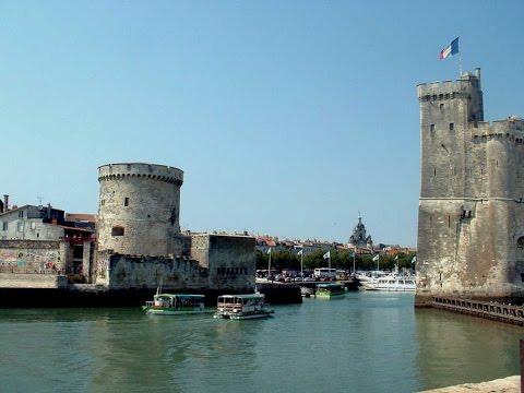Ла-Рошель (La Rochelle) или красота и история Франции