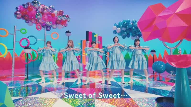 Shiritsu Ebisu Chuugaku 「Sweet of Sweet 〜Kimi ni Todoku Made〜」 Kubota LOVE mizu Project