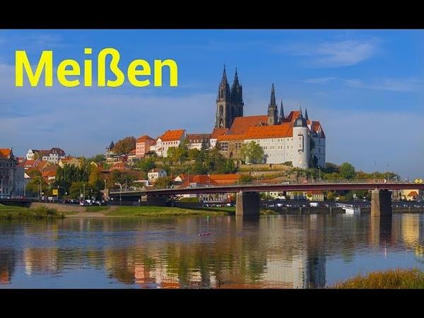 Meißen wunderbare Stadt an der Elbe
