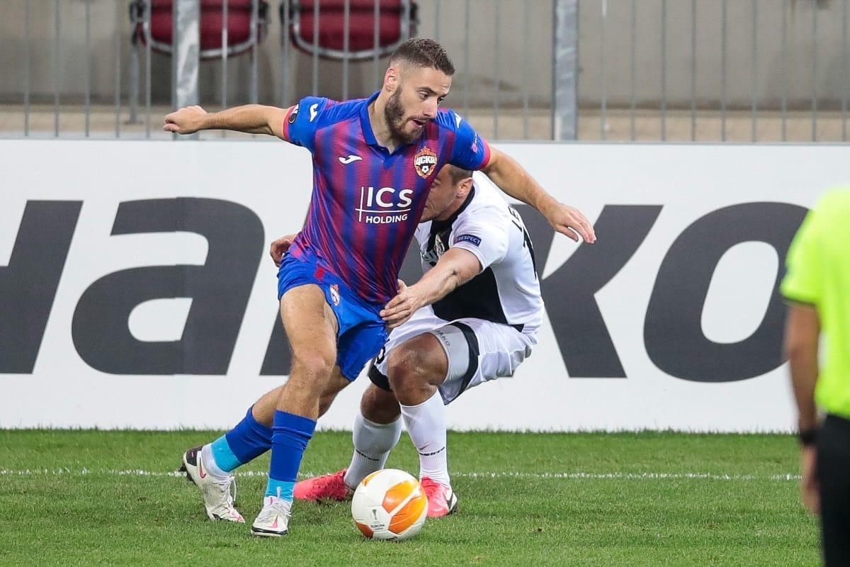 Вольфсберг - ЦСКА, 1:1. Лига Европы. Никола Влашич