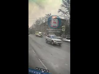 Видео жуткого ДТП на Светлоярской - Нижний Новгород БЕЗ ЦЕНЗУРЫ