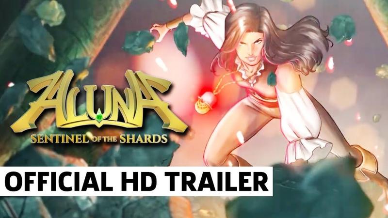 Aluna Sentinel Of The Shards - Exclusive Destiny Trailer