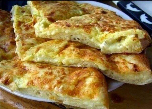 Быстрое хачапури к завтраку!Ингредиенты:• 1 яйцо• 1...