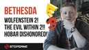 E3 2017. Итоги презентация Bethesda: анонсы The Evil Within 2, Wolfenstein 2 и новой Dishonored