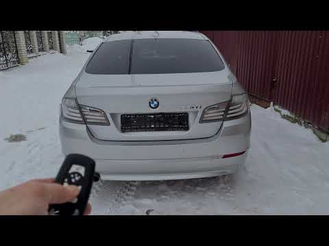 Электропривод багажника (Power Trunk Retrofit) BMW F10