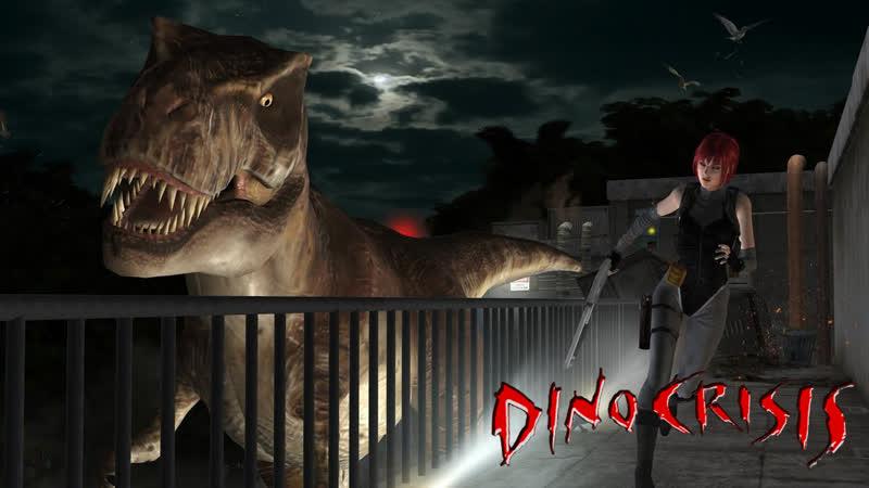 Dino Crisis HD Прохождение 1