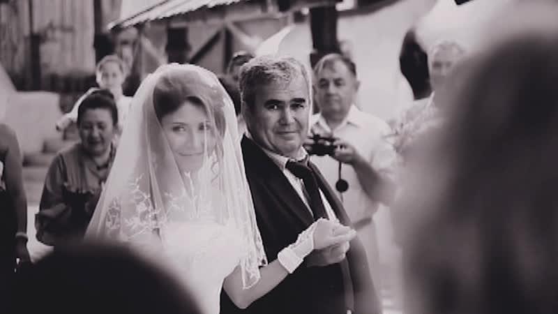 Рушана и Рафаэль Свадебный Клип
