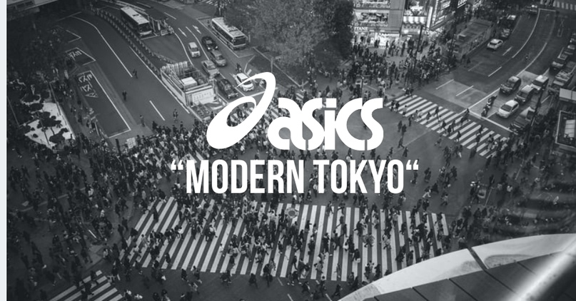 Asics Modern Tokyo