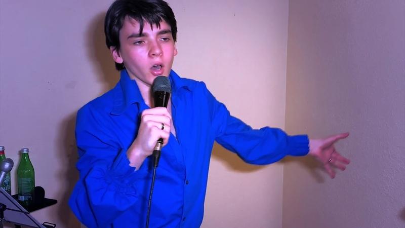 You Don't Have To Say You Love Me Matt Stone Recreates Elvis Presley's Nashville Marathon Sessions