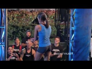 Кейси Катандзаро совершила чудо на шоу American Ninja Warrior
