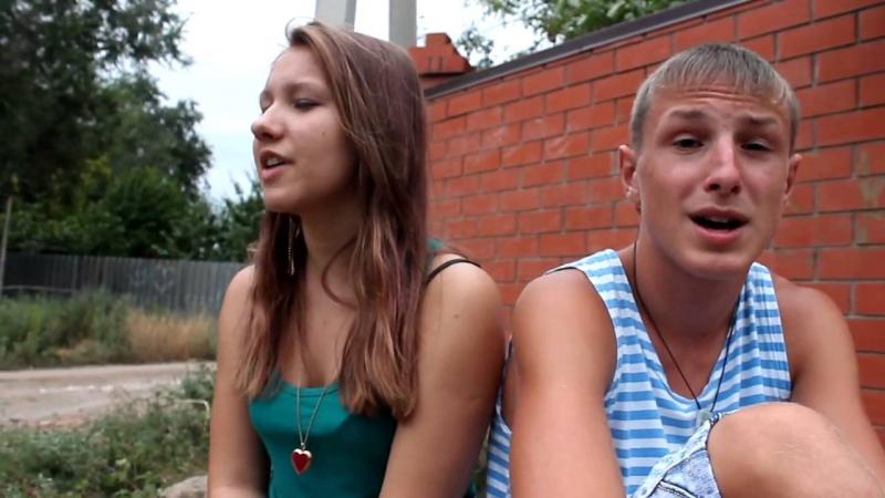 Ульяна Молокова и Коля Цыганков - малолетняя дочь