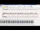 Самая легкая мелодия на пианино (Как играть Собачий Вальс)
