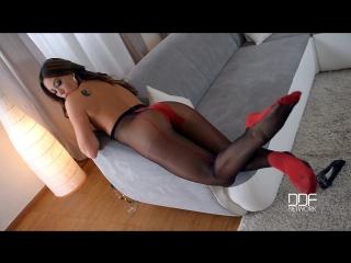 Natalia Forrest. in fantasy pantyhose