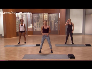 JILLIAN MICHAELS - Buns and thighs (HOT BODY healthy mommy)