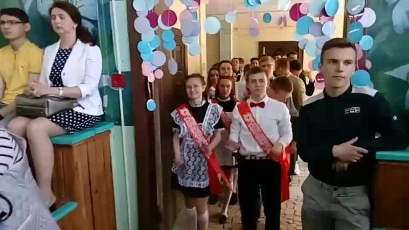 Последний звонок. Школа №1. вГусе Часть 2. (vk.com/vguse)