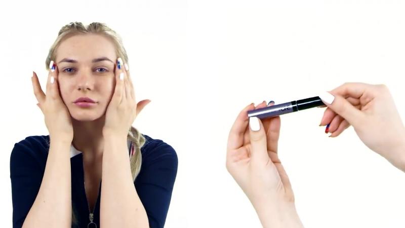 Как сделать макияж настоящей фанатки_ мастер-класс от Алены Терещенко