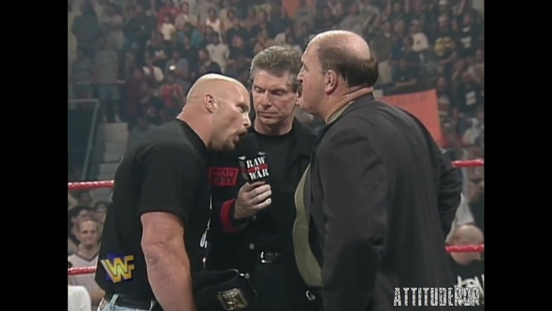 Stone Cold Confronts Sgt. Slaughter