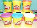 Play Doh Toys review Пластилин Плей До распаковка обзор посылка 플레이도 Muovailuvaha 培樂多 Play Dough