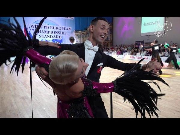 2018 PD ECH STD / Saint Petersburg | The Semi-Final Reel | DanceSport Total