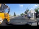 ДТП с автобусом.