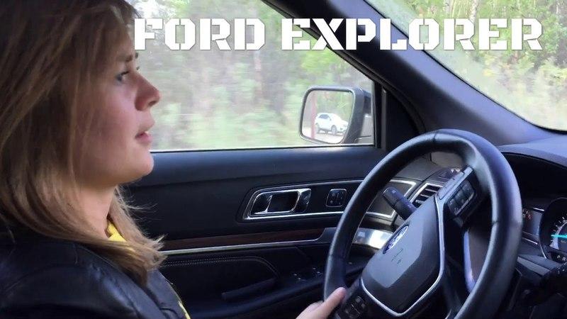 Обзор автомобиля Chevrolet Travers в тест-драйве с конкурентами