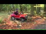 Купить детский электромобиль джип Ford Ranger