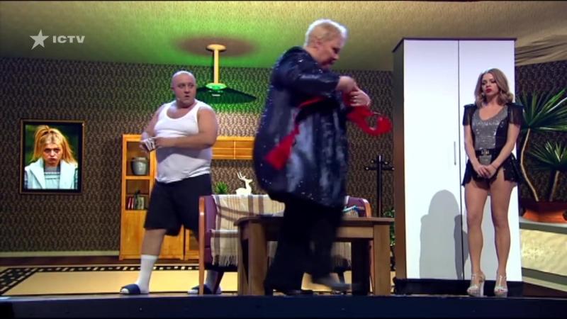 Папа запретил дочке идти на выпускной в сексуальном платье – Дизель Шоу 2018 _ ЮМОР ICTV