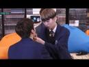 NUEST Aron Lipstick Punishment