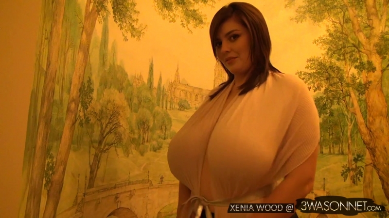 Xenia Wood - Xenia Walking Towards You