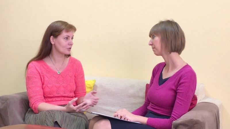 1 Информация о ведущей программы Системная семейная терапия и консультирование