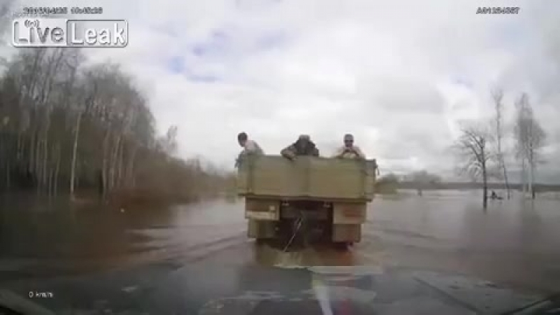 Россиянские дороги