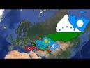 Türk Dünyası Haritası